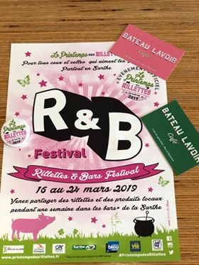 Rillettes & Bars Festival
