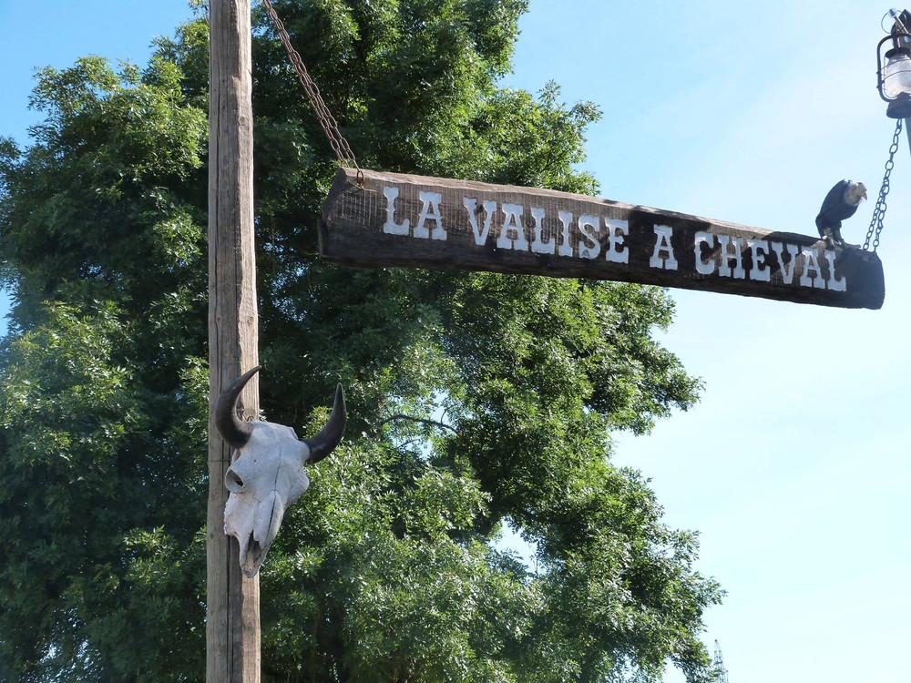 La Valise à Cheval
