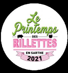 Logo Printemps des Rillettes 2021