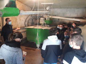 La fabrication d'aliments à la ferme