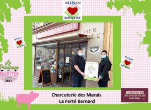 Charcuterie des Marais, La Ferté Bernard