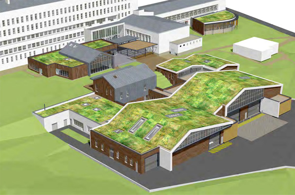 Lycée Agricole La Germinière
