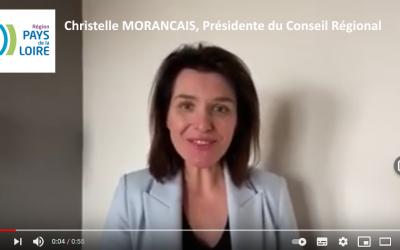 Le mot de Christelle MORANCAIS