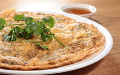 Recette : Omelette aux rillettes